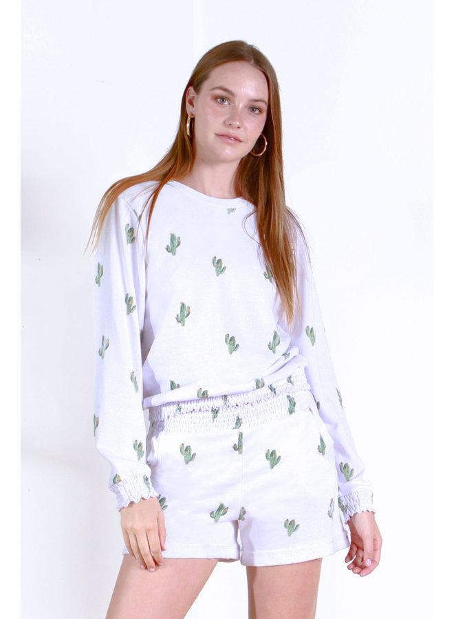 Marissa Cactus Top