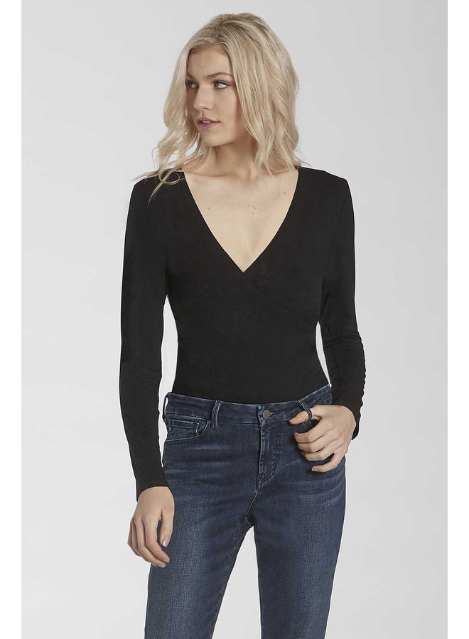 Jamie Bodysuit-Black