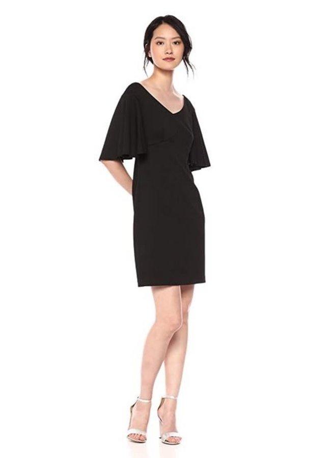 Cielo Dress-Black