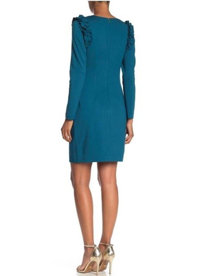 Eleanora Dress-Truest Teal