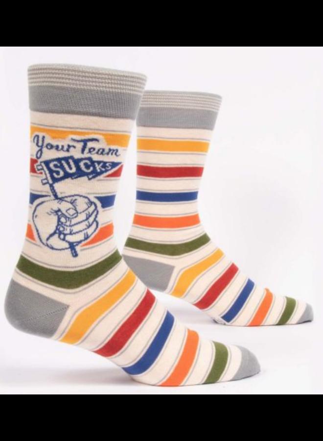 Men's Socks - Your Team Sucks
