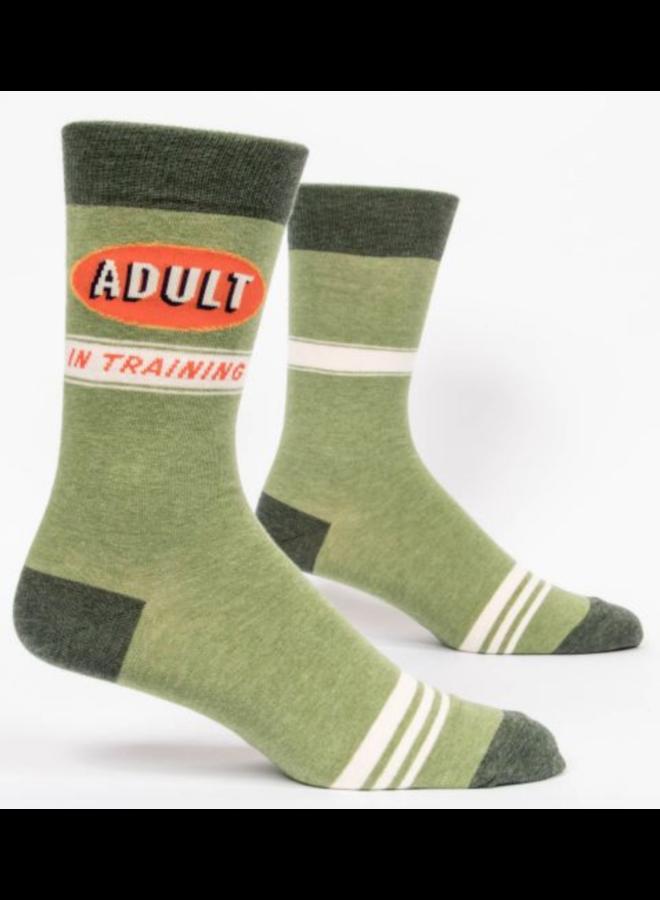 Men's Socks Adult In Training