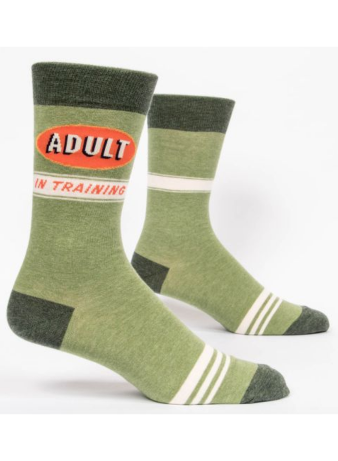 Men's Socks Adult In Training