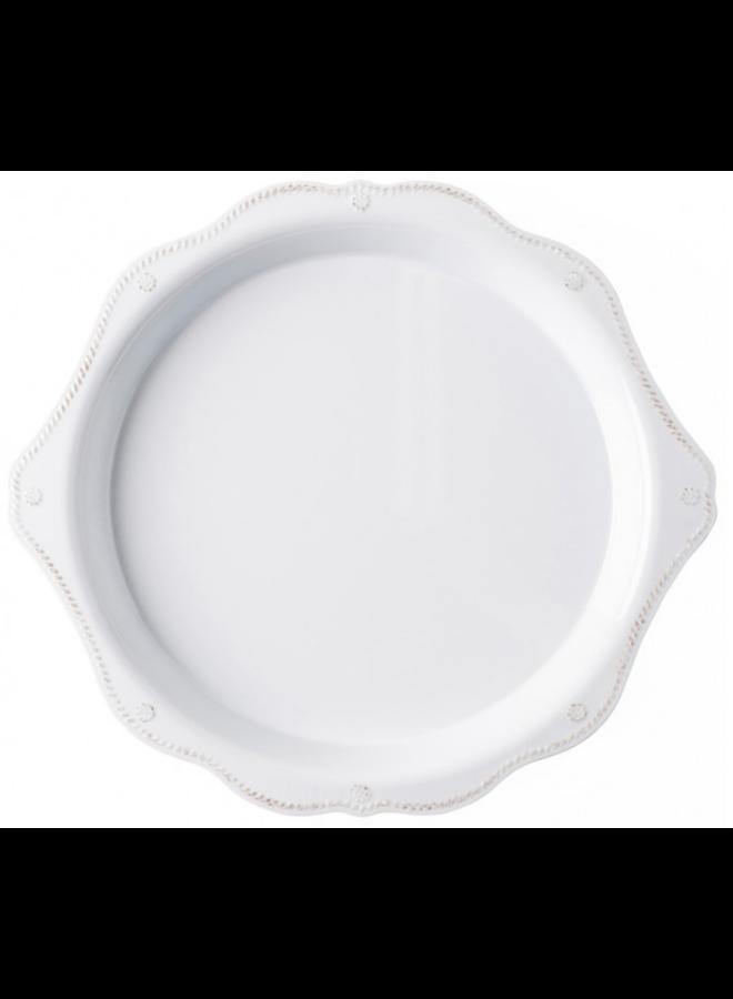 Berry & Thread Melamine Round Platter