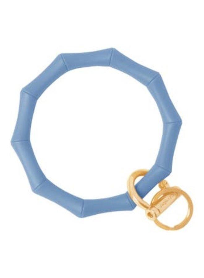 Bamboo Collection Bangle & Babe Bracelet Key Ring-