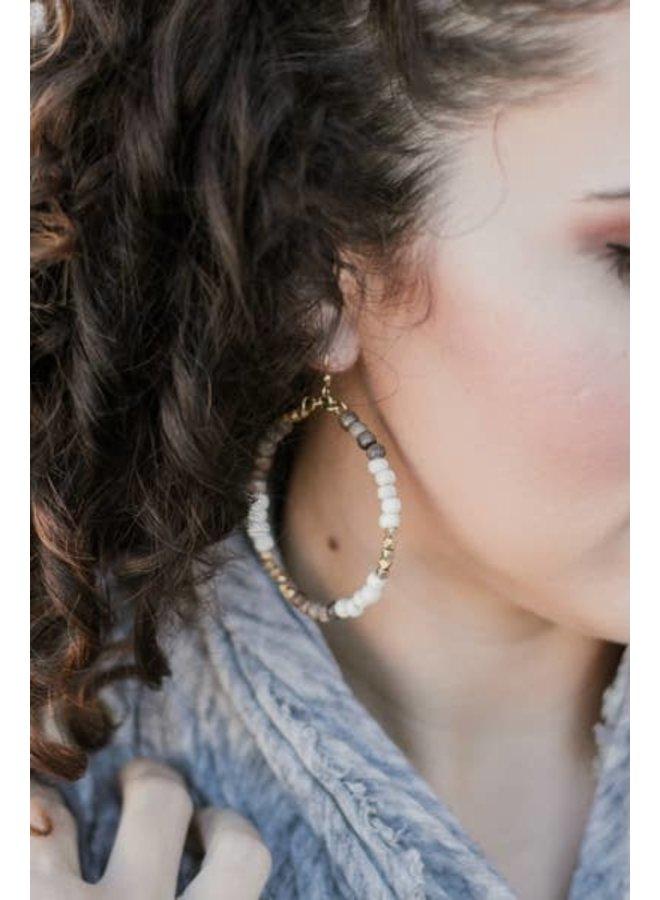 Hopscotch Earrings