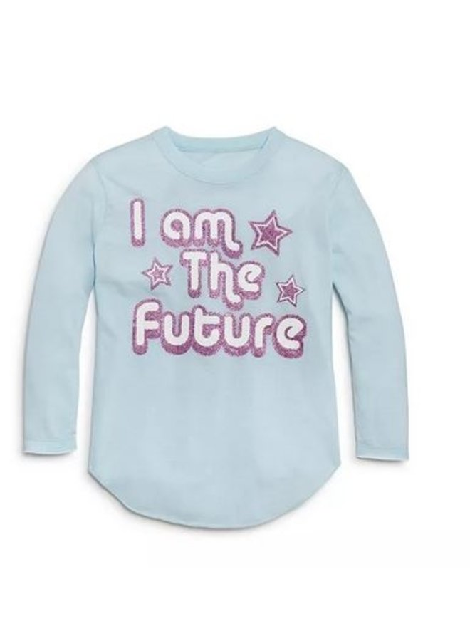 I Am The Future LS Tee