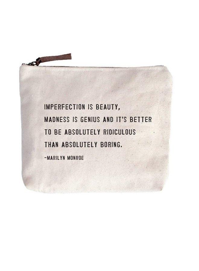 Marilyn Monroe Canvas Bag
