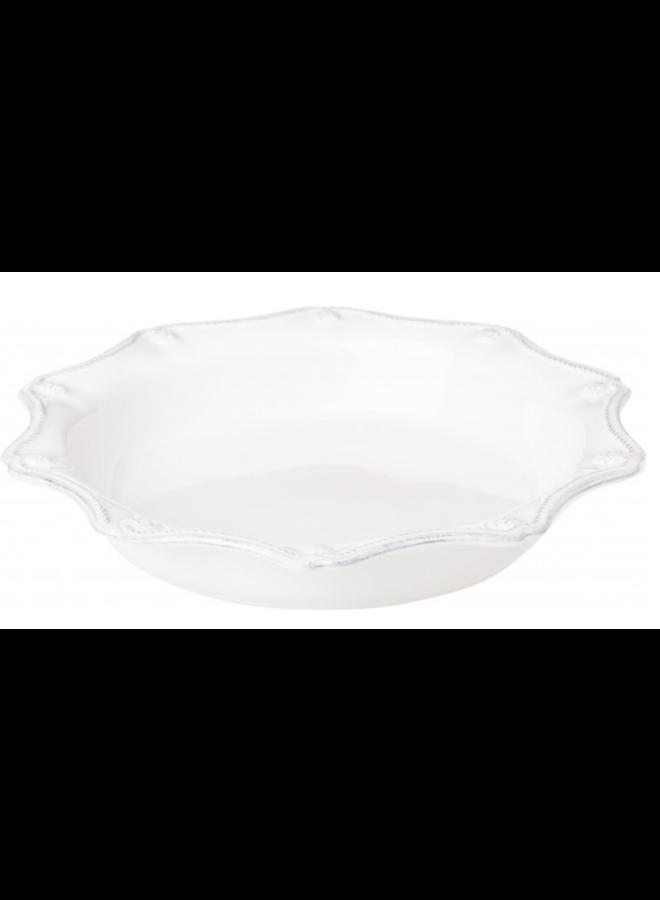Berry & Thread Whitewash Pie/Quiche Dish