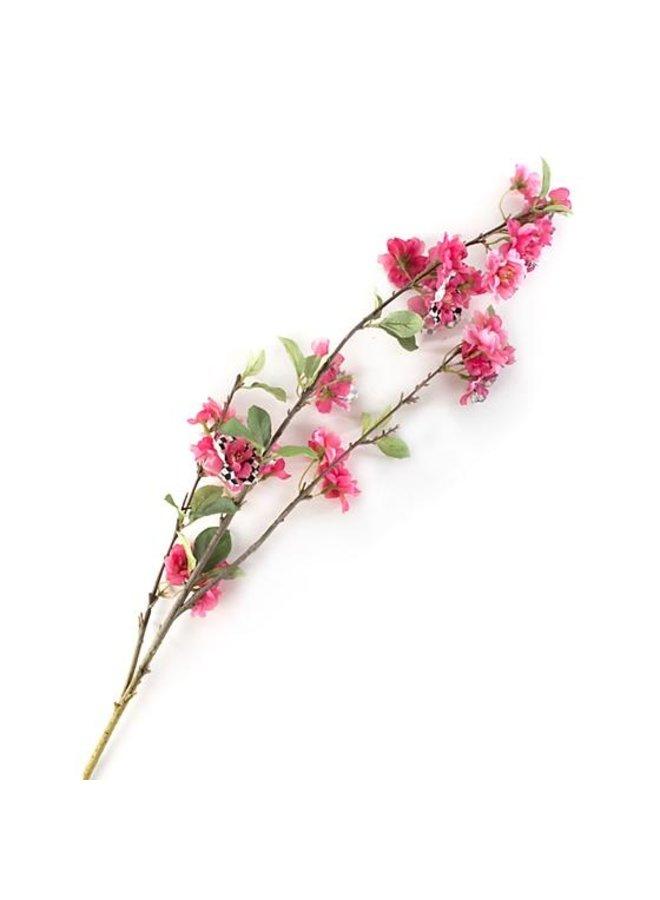 Courtly Check Cherry Blossom Spray-Pink