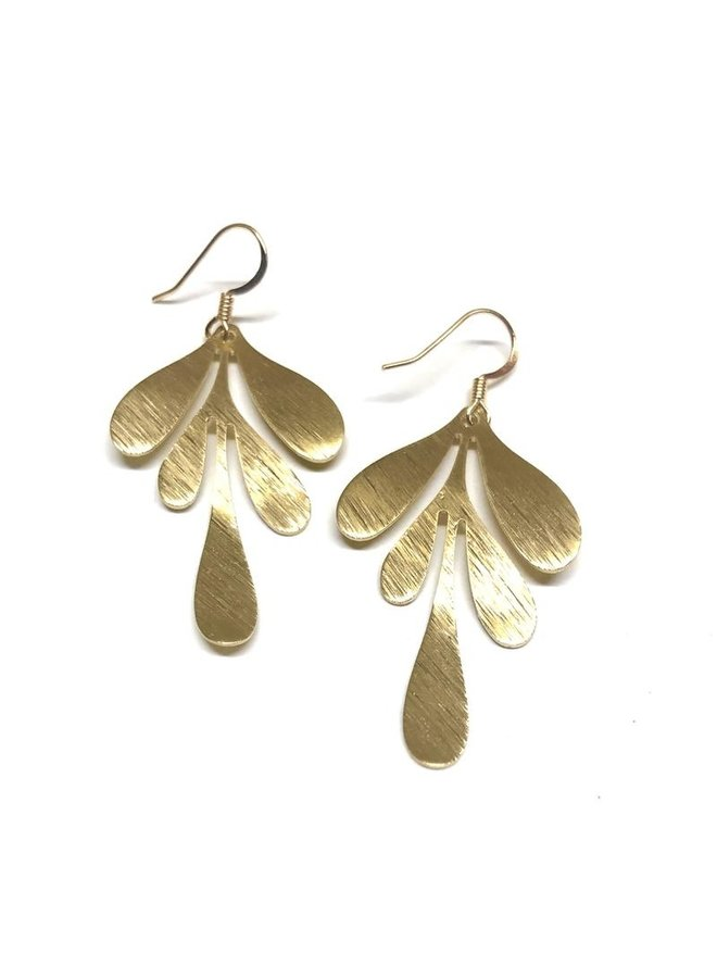 Tinsley Gold Earrings