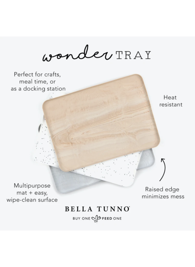 Marble Wonder Tray