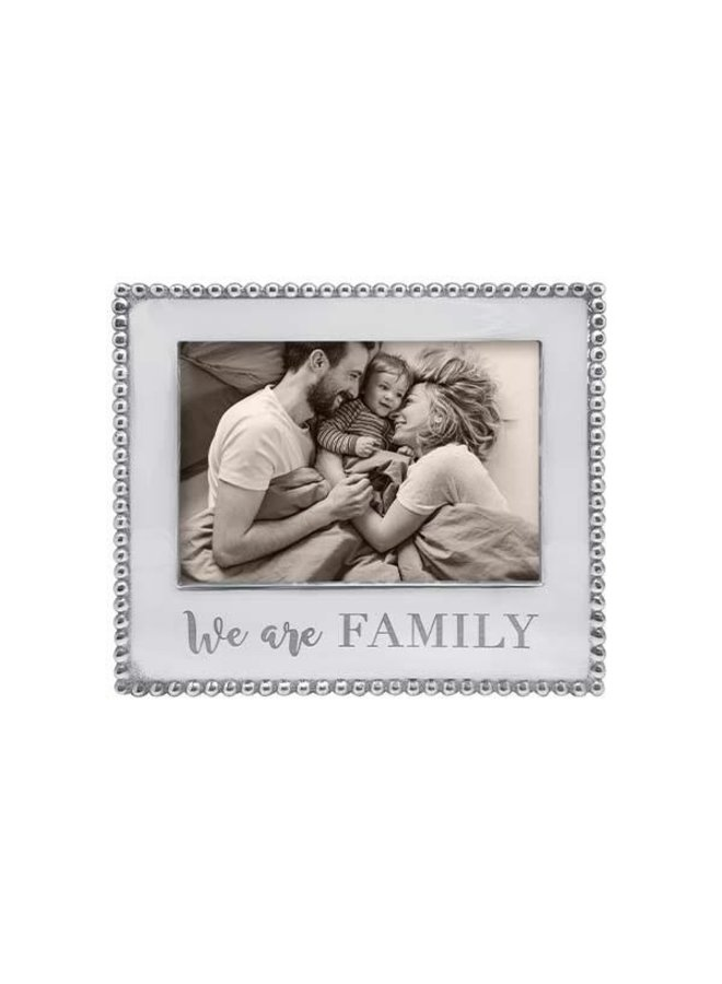We are Family 5 x 7 Frame