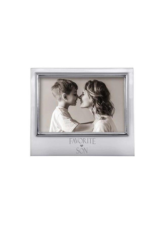 Favorite Son 4 x 6 Frame