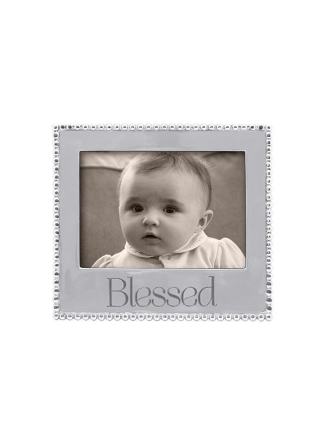 Blessed Beaded 5 x 7 Frame