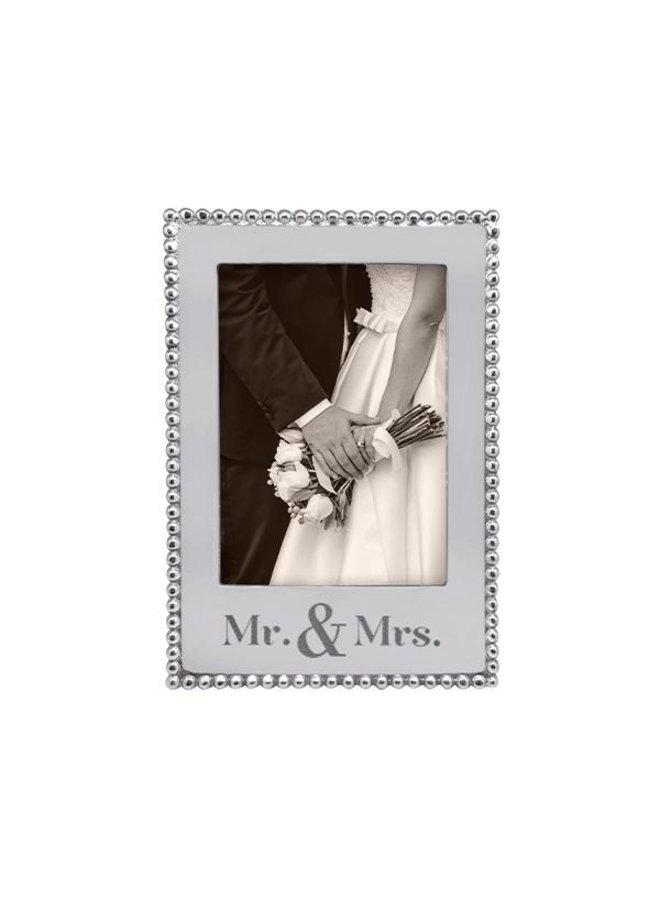 5 x 7 Vertical Mr & Mrs Frame