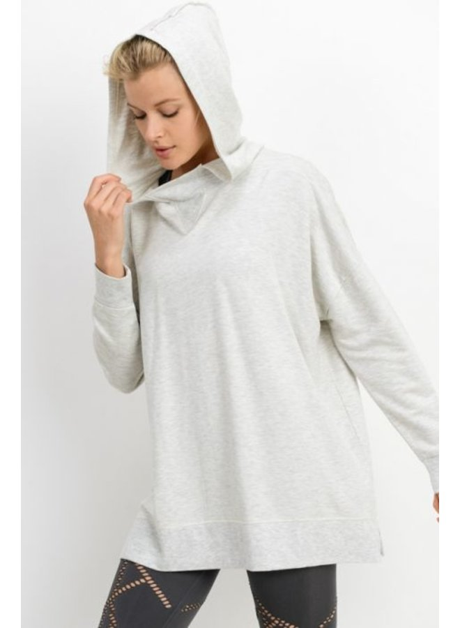 Oversized Hoodie Pullover