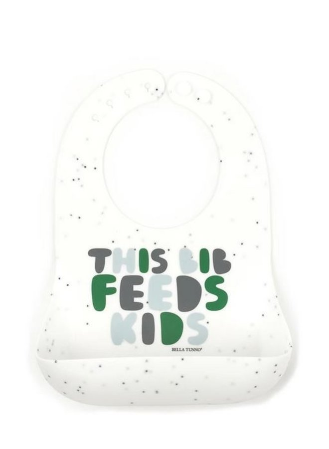 Feeds Kids Wonder Bib