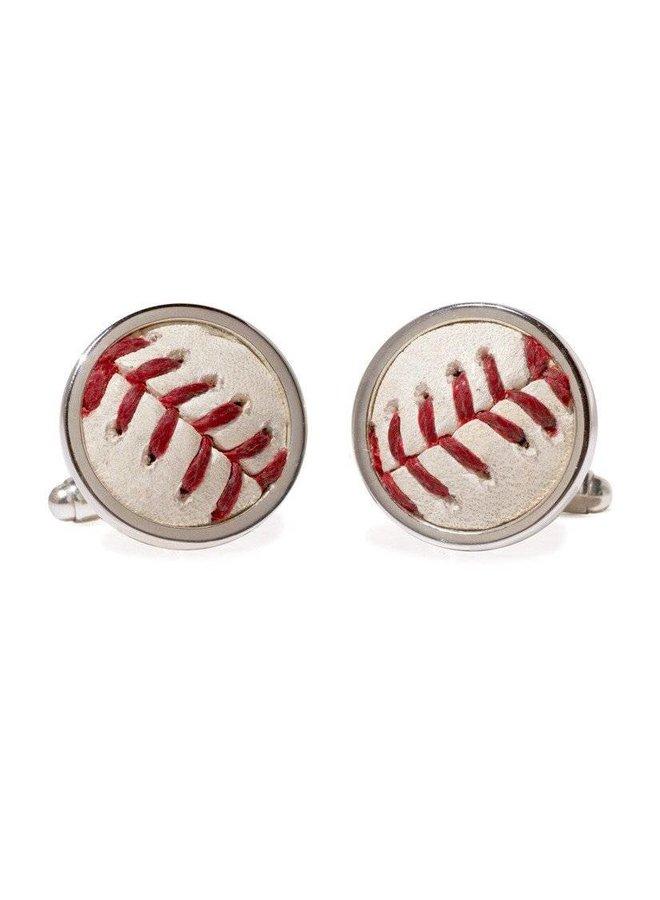 Pirates Baseball Cuff Links