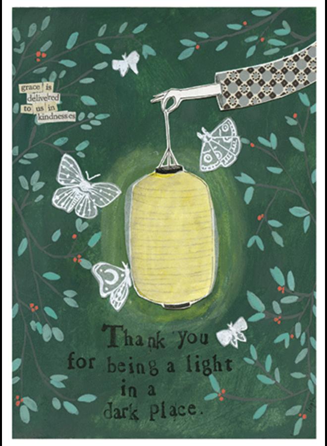 Light In the Dark Card