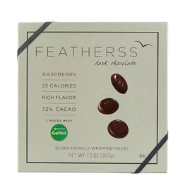 Featherss Dark Chocolates Featherss 52 Piece Box -