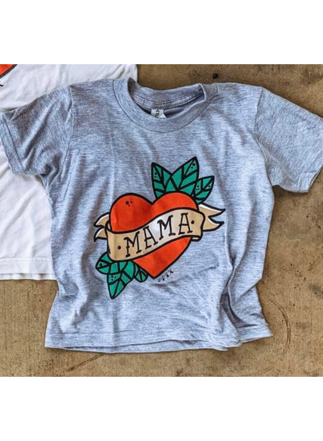 Kid Mama Tattoo Tee