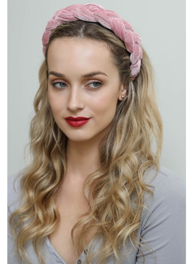 Braided Headband-