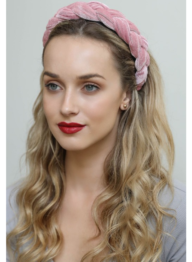 Braided Headband-
