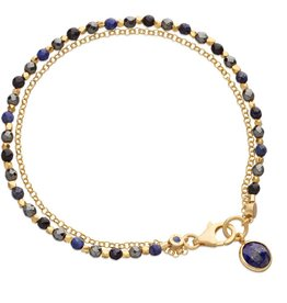 Astley Clarke Be Very Mysterious Friendship Bracelet