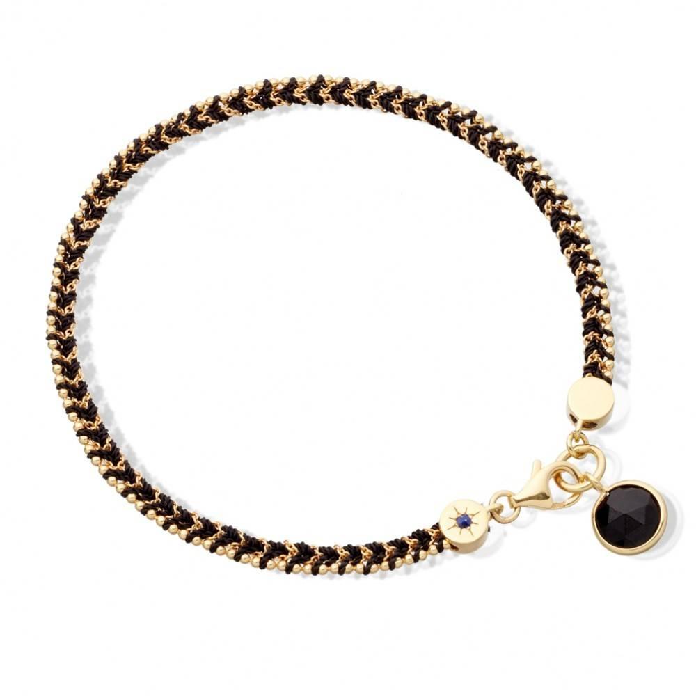 Astley Clarke You Pretty Thing Bracelet With Black Onyx