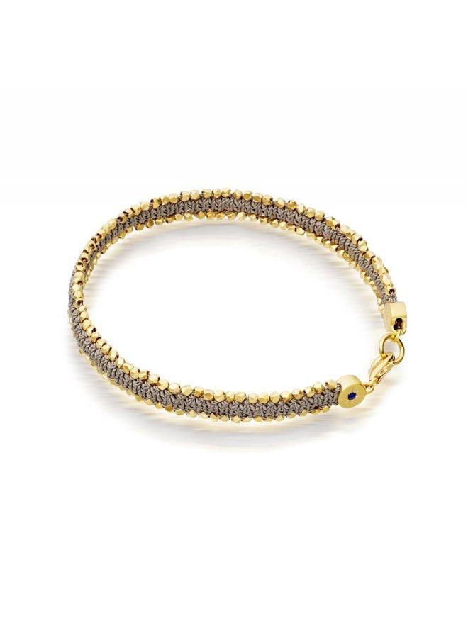 Forever Changed Nugget Bracelet