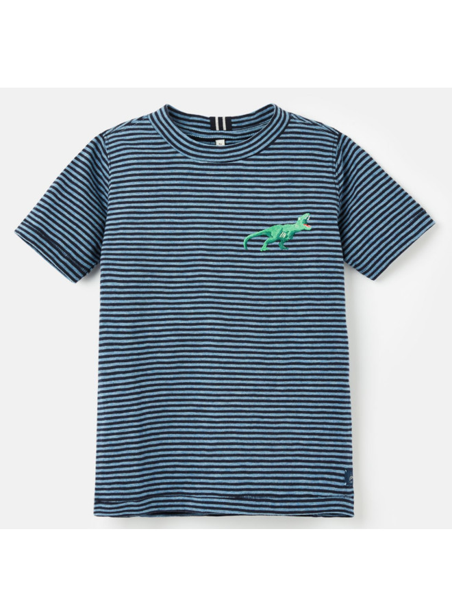 Embroidered T-Shirt Dino