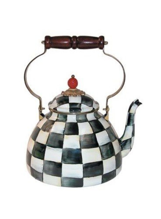 Courtly Check 3 Quart Tea Kettle