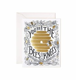 Rifle Paper Co. You're The Bee's Knees Card