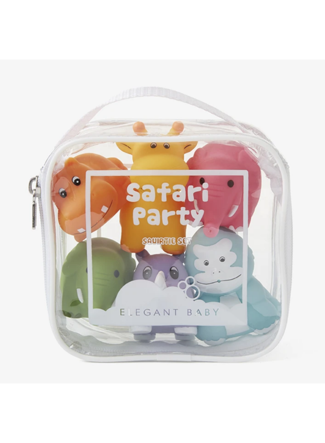Safari Party Squirties