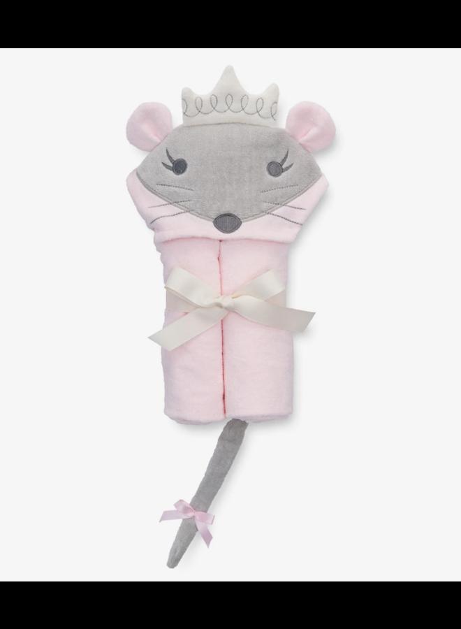 Bath Wrap-Princess Mouse Pink