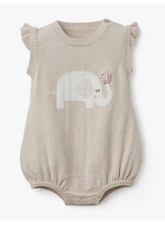 Bubble Girl Elephant Outfit