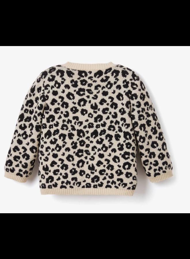 Leopard Cardigan 12M