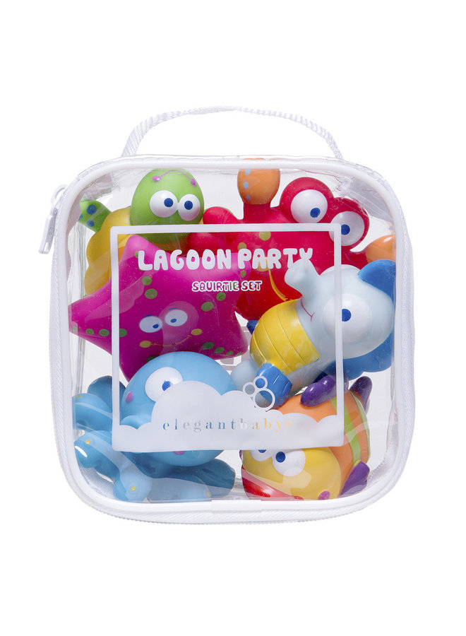 Lagoon Party Squirties