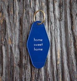 He Said, She Said Home Sweet Home Key Tag