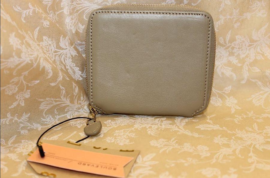 Boulevard Felicity French Wallet-Slate