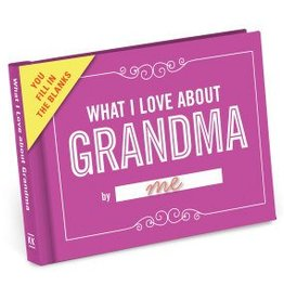 Knock Knock What I Love About Grandma Book