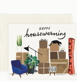 Idlewild Co. Housewarming Card