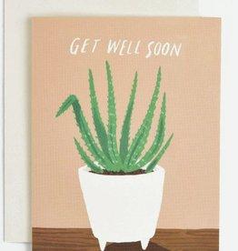 Idlewild Co. Aloe Card