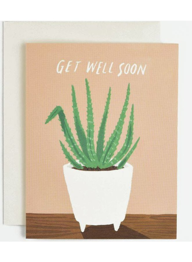 Aloe Card