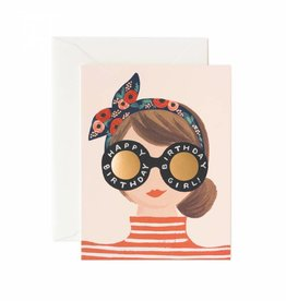 Rifle Paper Co. Birthday Girl Card