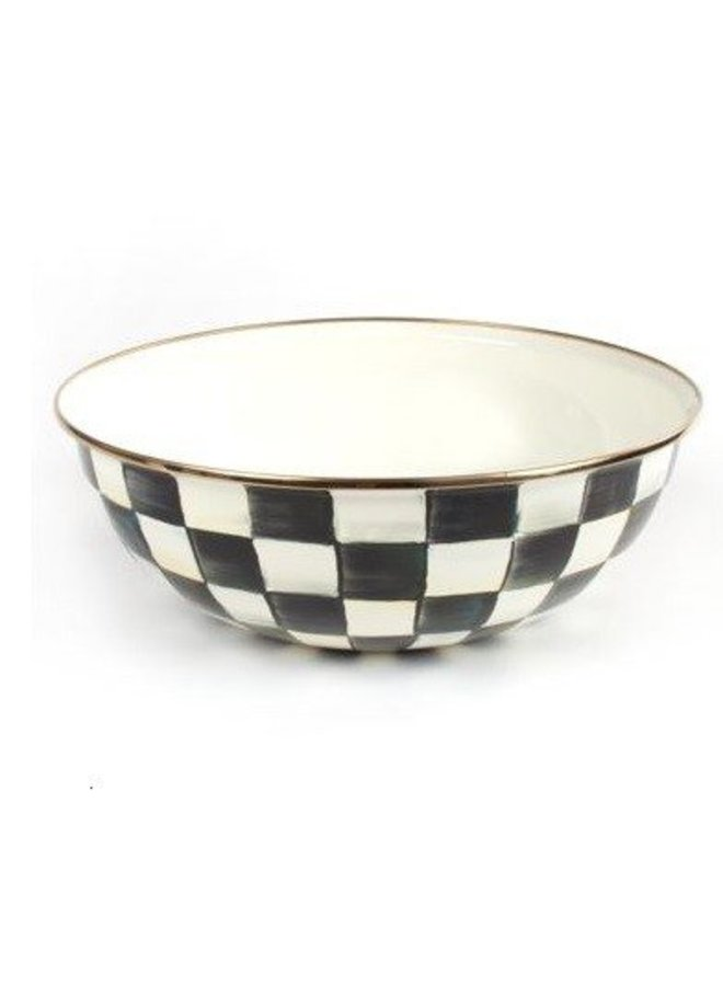Courtly Check Everyday Bowl - Extra Large