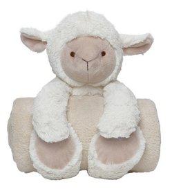 Elegant Baby Bedtime Huggie Lambie