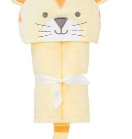 Elegant Baby Bath Wrap Yellow Tiger