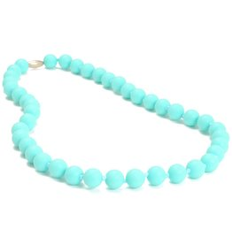 Chewbeads Chewbeads Jane Necklace - Turquoise